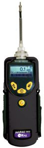 Handheld volatile organic compound (VOC) monitor